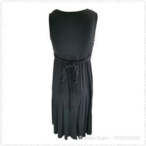 d82fe15b1a9e9 Liz Lange Dresses | Maternity Dress Nursing Black Xs | Poshmark